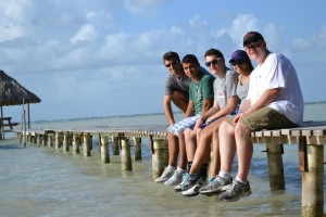 Belize participants, Dec. 2012