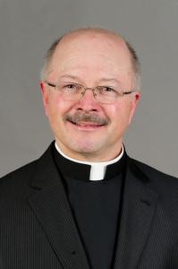 Fr. Alain Ambeault, CSV, superior general