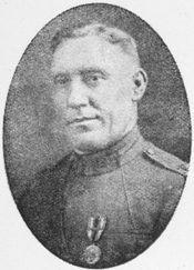 Fr. William Stephenson, CSV
