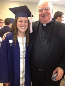 2013 graduation Mick