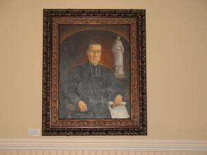 Fr. Querbes portrait
