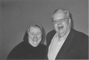 Sr. Mary Paul & Fr. Erickson