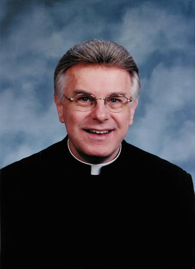 Fr. Larry Lentz, CSV