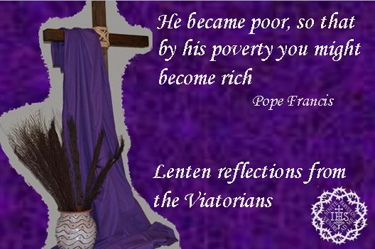 Lenten Reflection from the Viatorians