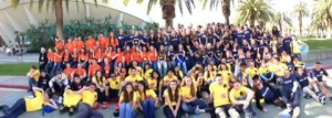 Youth Day LA 2014 group shot