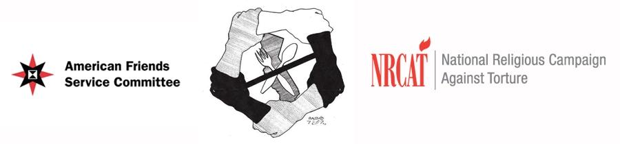 NCRAT hunger strike logo