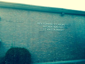 Rev. Edward V. Cardinal CSV Recreation Center, St. Viator Parish - Exterior