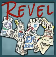 revel in the revolution 2014 logo