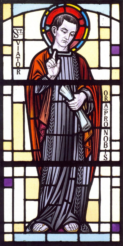 PRAYER  TO ST. VIATOR