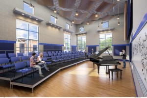 CSG596 141113 SVHS Proposed Choral Room rendering