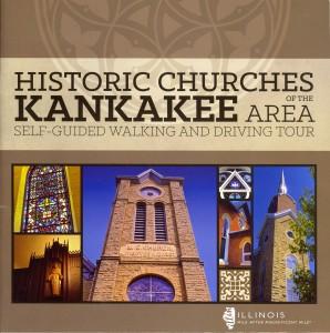 historic churches brochure