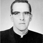 Fr. Arnold Perham, SVHS Math Dept. Chair