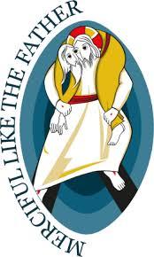 merciful like the father logo