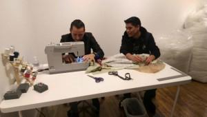 ICDI sewing