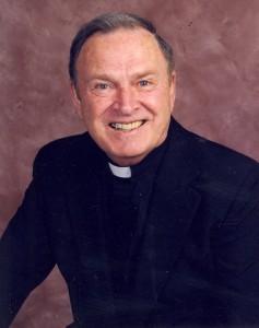 Fr. Pat Cahill, CSV