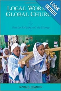 Local worship, global church cover