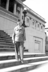 Corp. Ryan in 1945