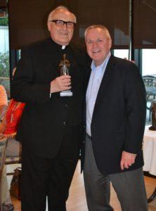 Fr. John Palmer with Fr. Thomas von Behren