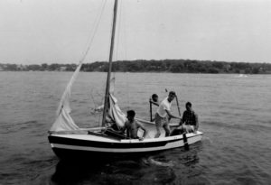 Noah's Ark sailboat