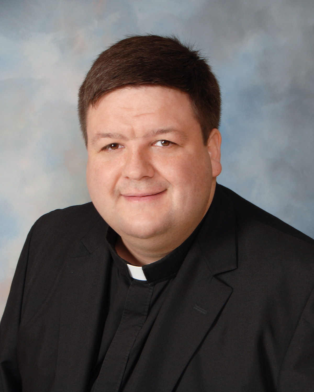 Meet Fr. Jason Nesbit, CSV
