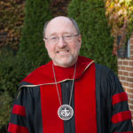 Fr. Mark Francis, CSV, president of CTU