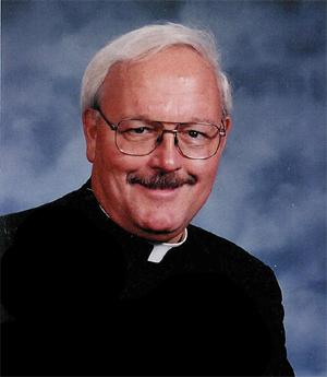Fr. Bill Haesaert, CSV