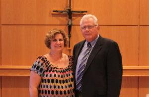 Associates Julie and Randy Baker