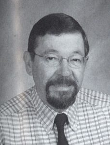 Mr. Strezewski in 2007, the year he retired