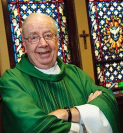 Fr. Charles Bolser, CSV