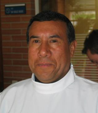 Fr. Pedro Herrera, CSV