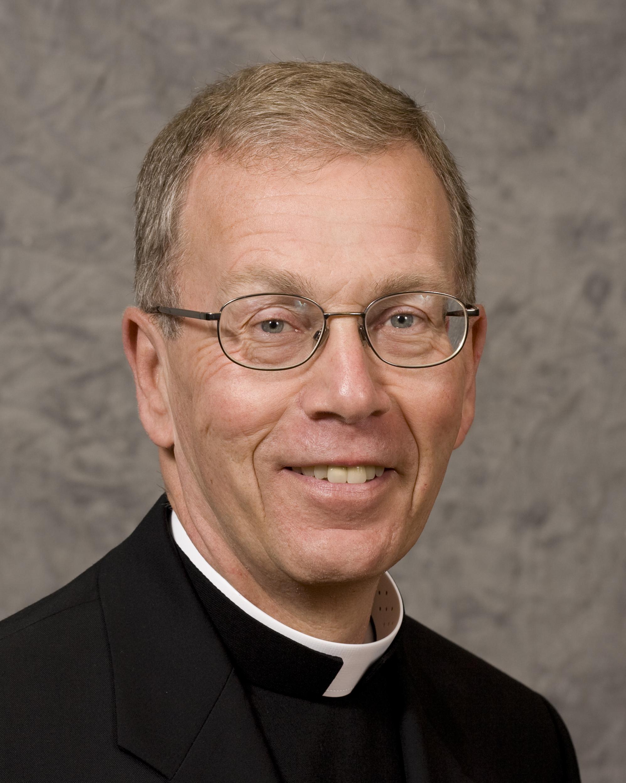 Fr. Richard Rinn, CSV