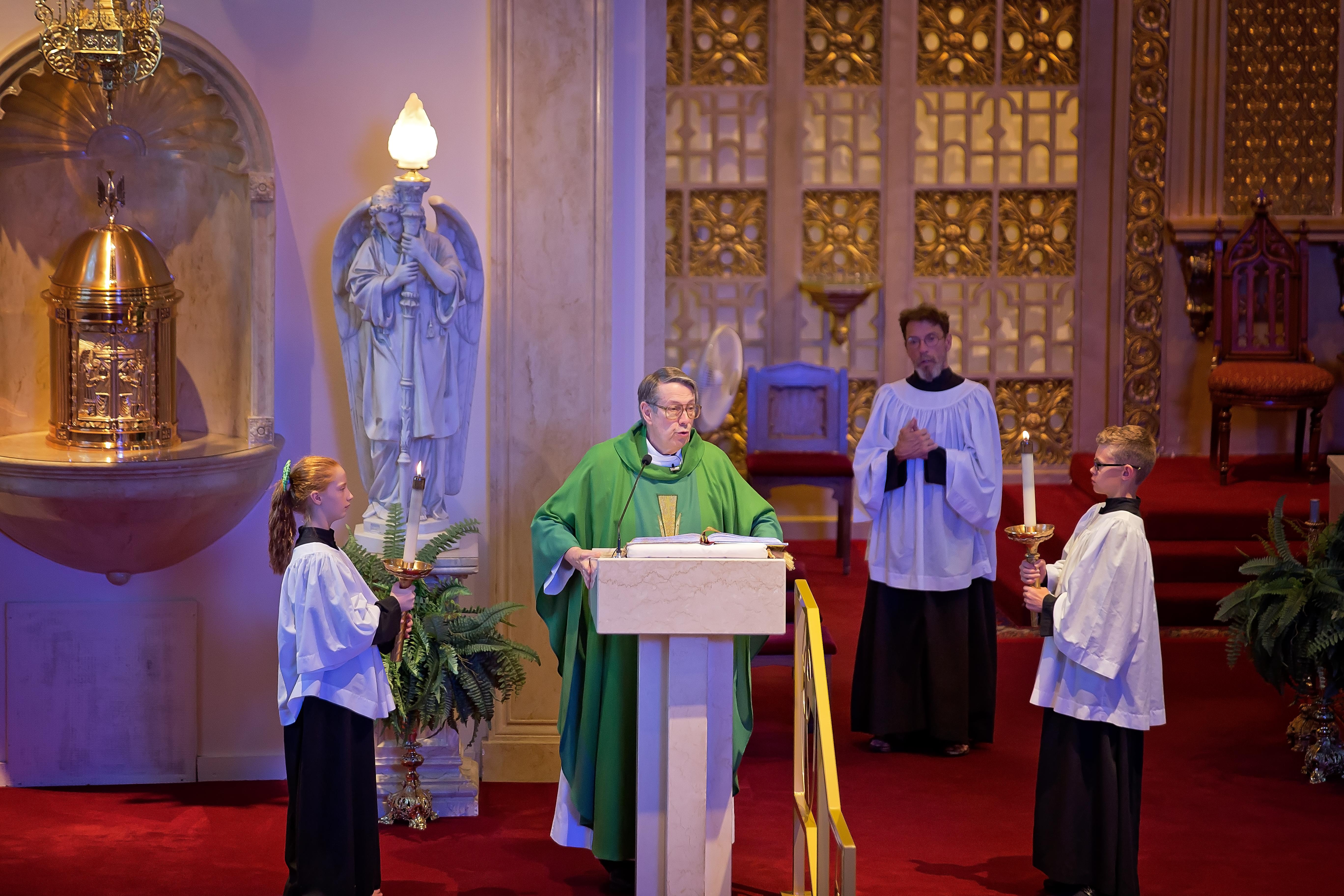 Fr. John Peeters