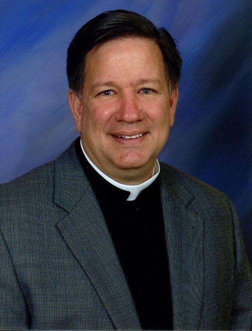 Bishop Christopher Glancy, CSV