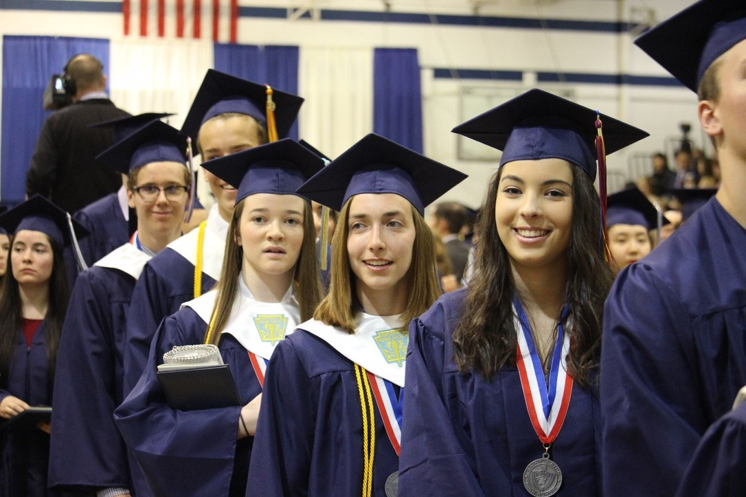 SVHS graduation