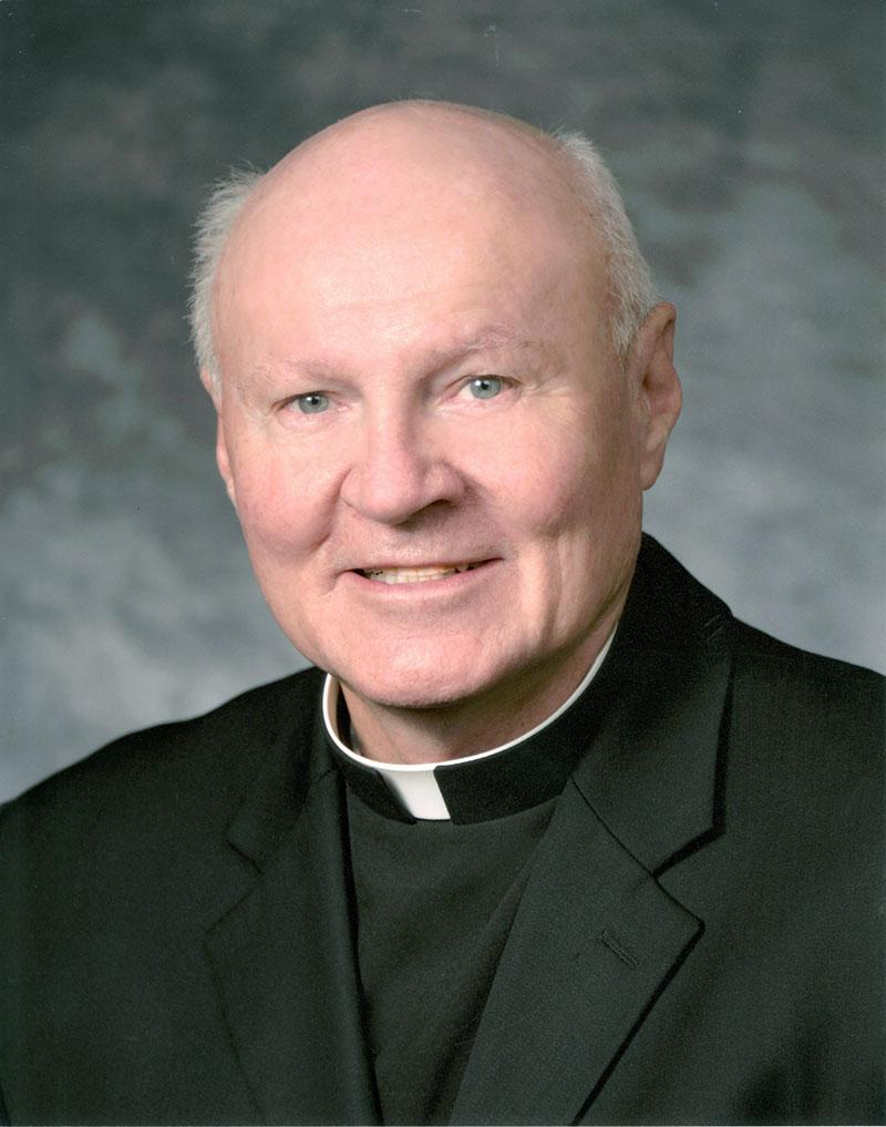 Fr. Daniel Hall, CSV, Provincial