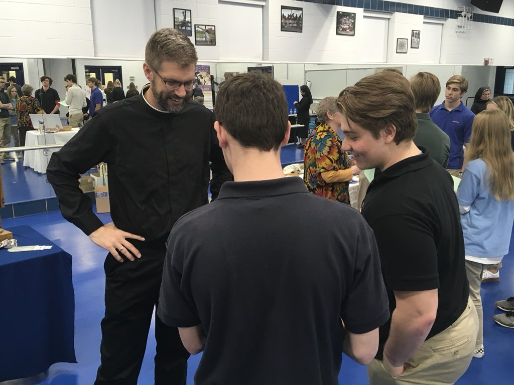 SVHS vocations fair 2018