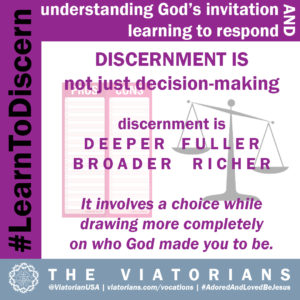 10.29.19 – #LearnToDiscern 1b definitions