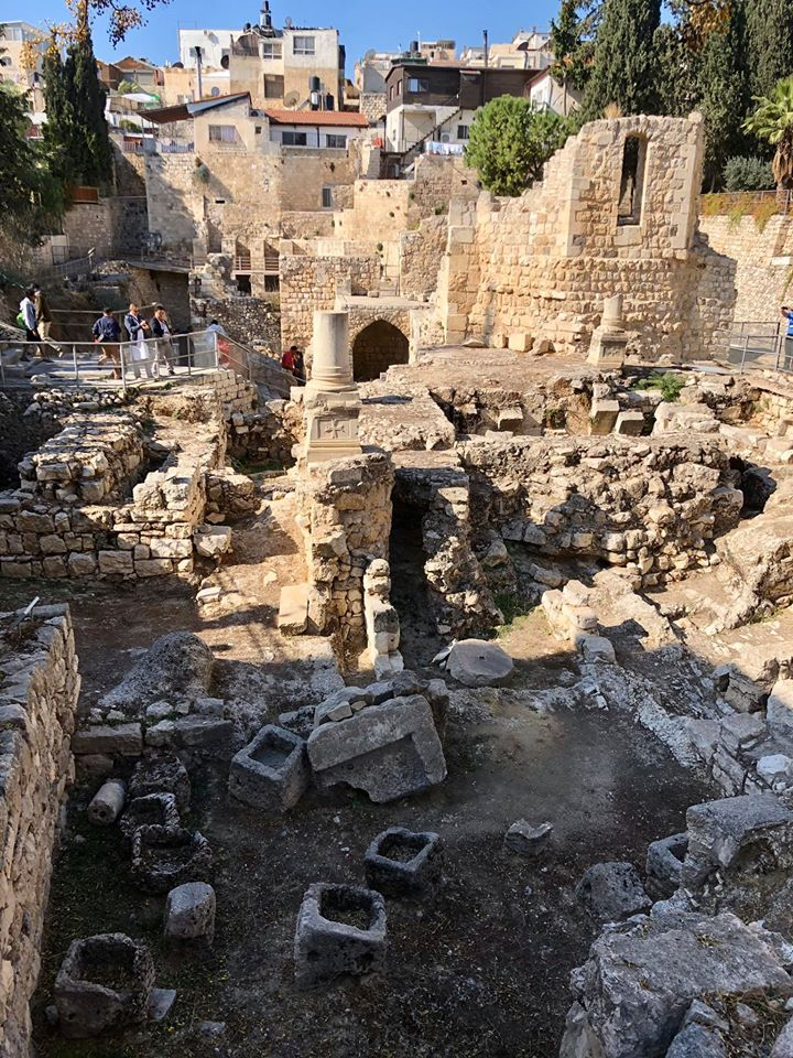 Ancient Ruins and Baths of Bethsaida