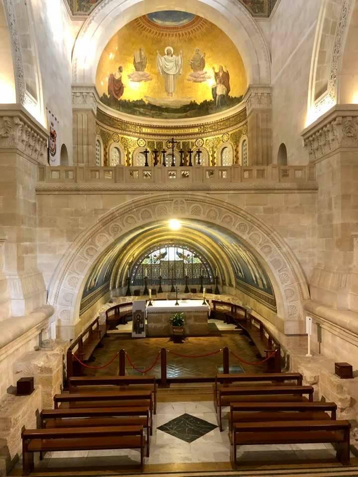 Church of the Transfiguration_Mt_Tabor