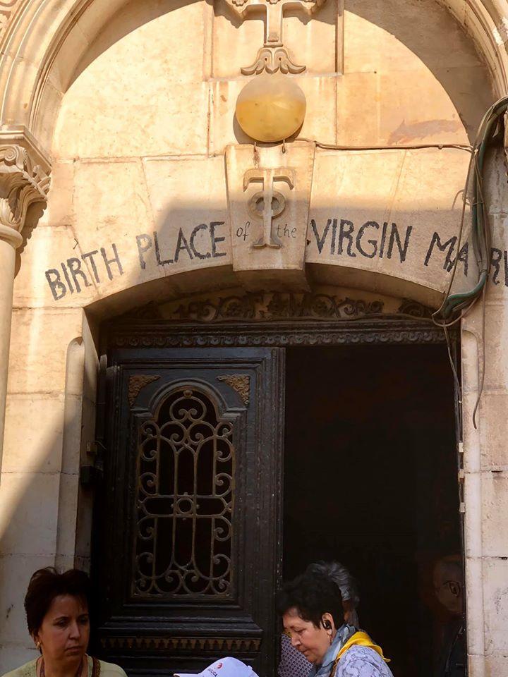 Mary's birthplace