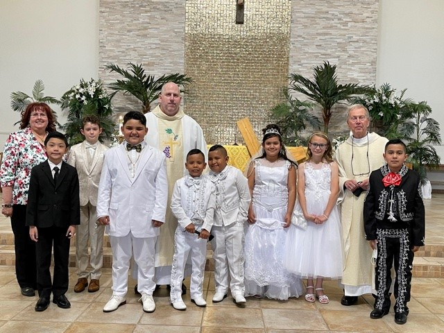more communicants