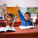 Viatorians Help Open New School in Laos