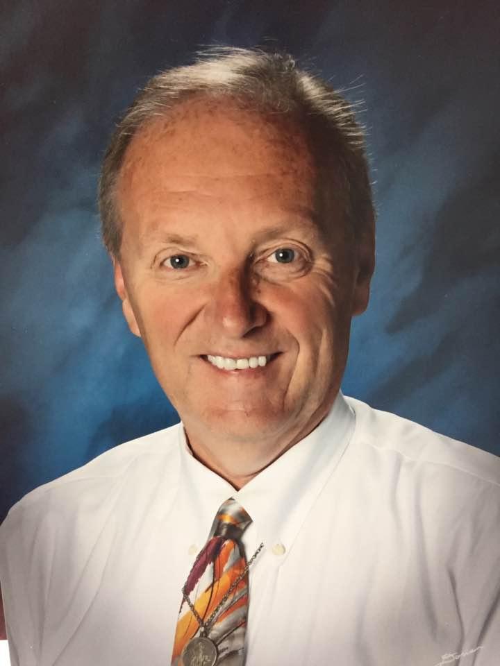 Br. Rob Robertson, CSV