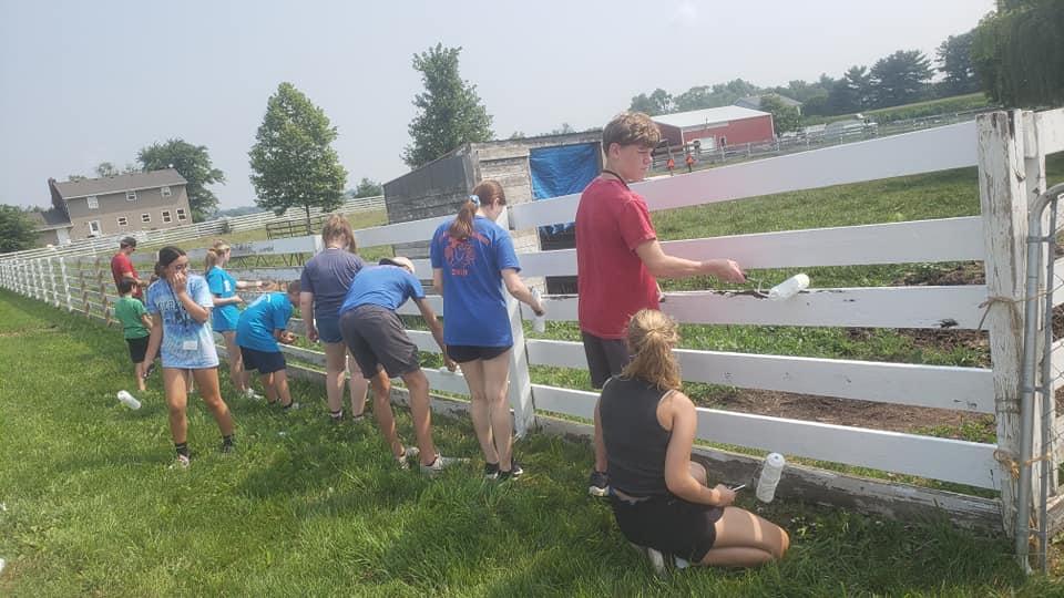 Camp MOSH Returns to Serve Kankakee County