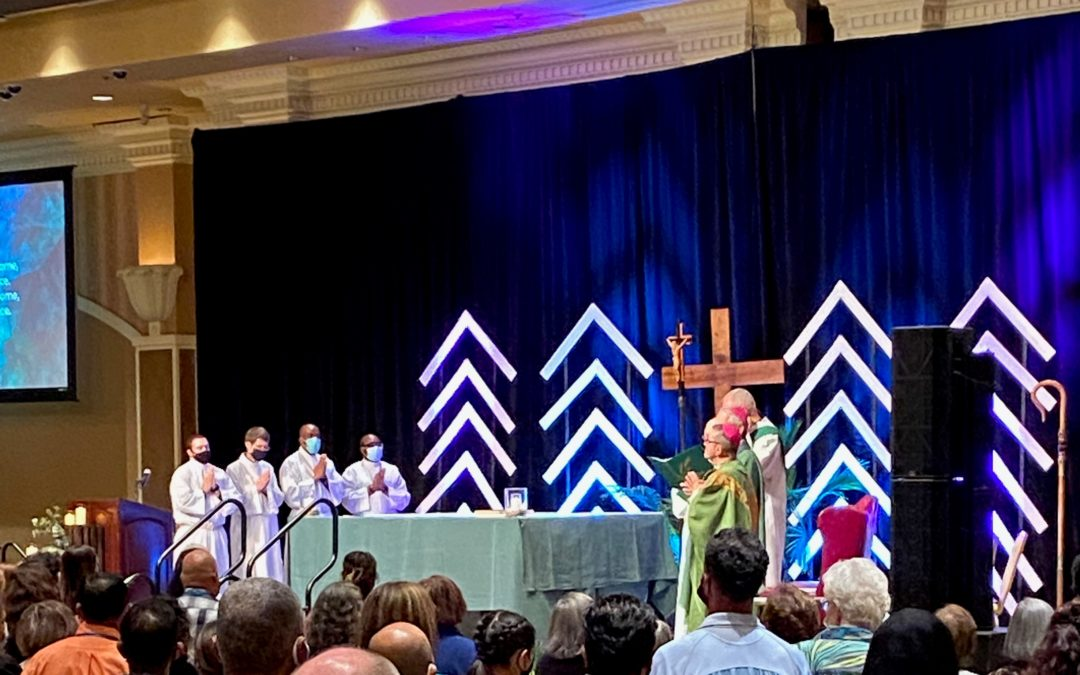 Las Vegas Diocesan Conference Offers New Audience for Viatorians